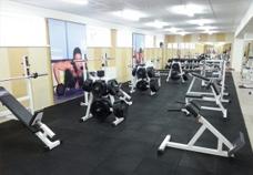 покрытие фитнес зала
